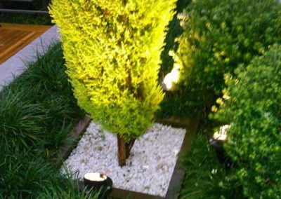 Jardín LED Spot 5W