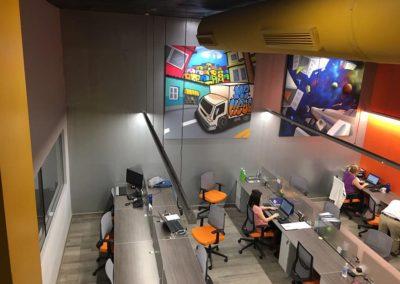 Oficinas 18